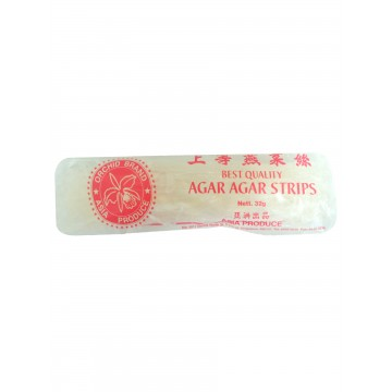 AGAR AGAR STRIPS (32GM)