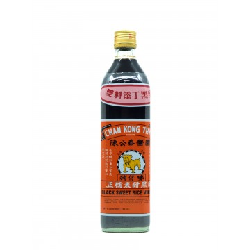BLACK RICE VINEGAR (750ML)