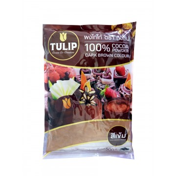 DARK BROWN COCOA POWDER (500GM)