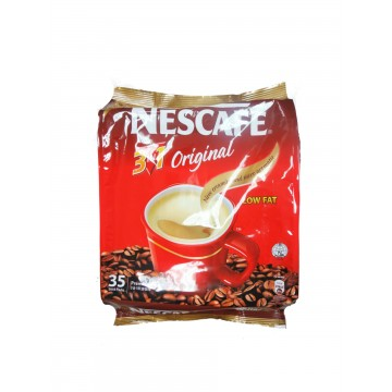 3 IN 1 ORIGINAL COFFEE -  LOW FAT (35'S)