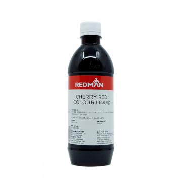 CHERRY RED COLOUR LIQUID (500ML)