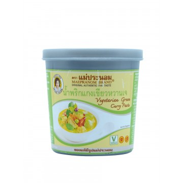 VEGETARIAN GREEN CURRY PASTE (400GM)