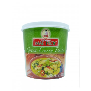 GREEN CURRY PASTE (1KG)
