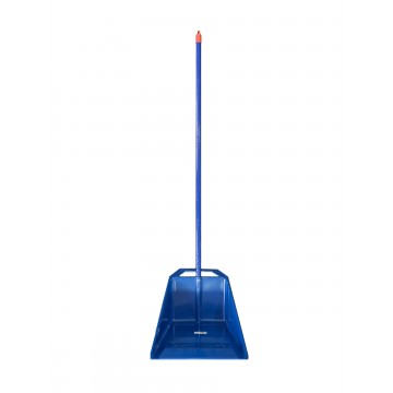 DUST PAN  WITH  STICK (PER PC)