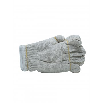 COTTON GLOVES (1DOZ/PKT)