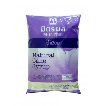 NATURAL CANE SYRUP (850ML)