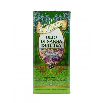OLIVE OIL - ITALY (5LTR)