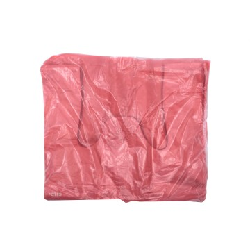 RED PLASTIC BAG - SMALL (25'S)