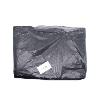 "BLACK THRASH BAG  (30"" X 39"")"