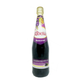 RIBENA BLACKCURRANT JUICE (1LTR)