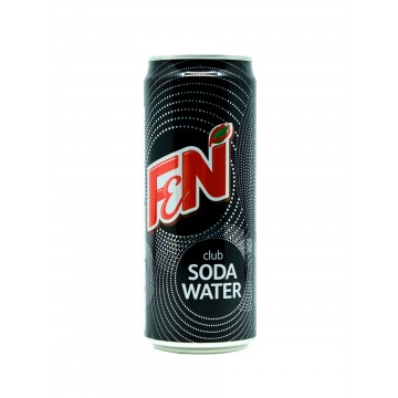 SODA WATER (24'S X 325ML)