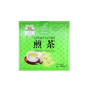 JAPANESE GREEN TEA (50'S X 2GM)