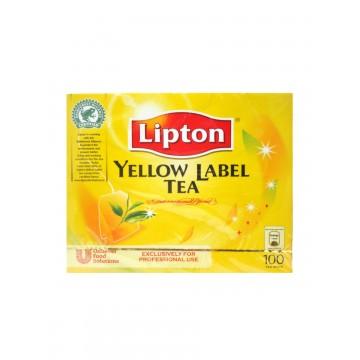 YELLOW LABEL TEA (100'S)