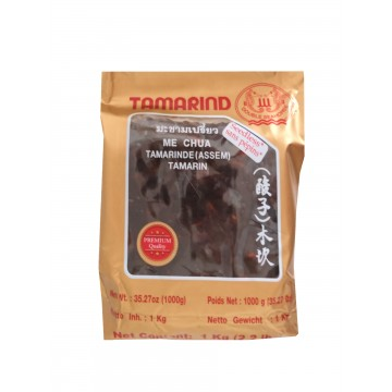THAI SEEDLESS TAMARIND PASTE (1KG)