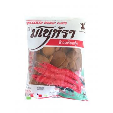 THAI UNCOOKED SHRIMP CHIPS (500GM)