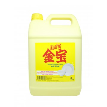 DISHWASHING LIQUID (5LTR)